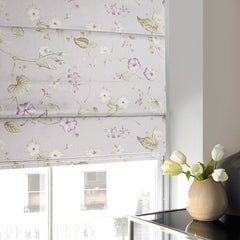 Ohio Roman Blind Lavender