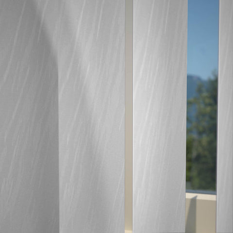 Palermo Vertical Blind White