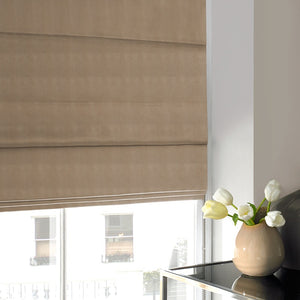Palremo Roman Blind Chocolate