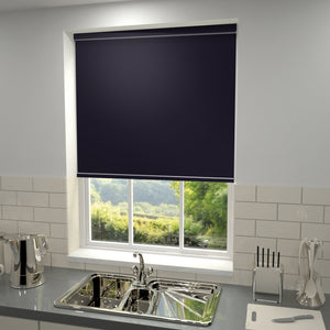 Elements Blackout Roller Blind Midnight