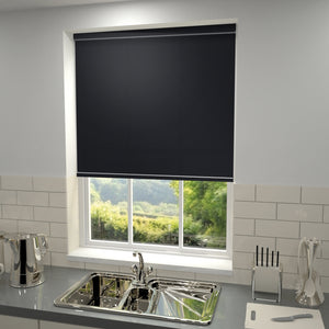 Elements Roller Blind Noir