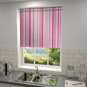 Seaside Roller Blind Candy