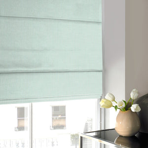 Swing Roman Blind Seafoam