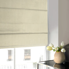 Swing Roman Blind Wicker