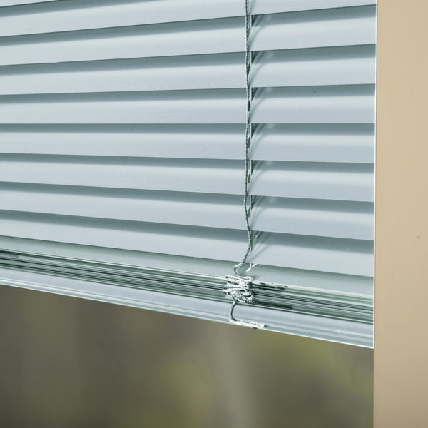 25mm Premier Aluminium Blinds Aqua