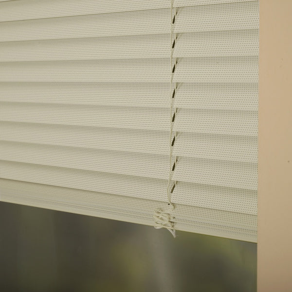 25mm Premier Aluminium Blinds Filtra Cream