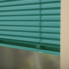 25mm Premier Aluminium Blinds Emerald