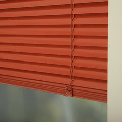 25mm Premier Aluminium Blinds Flame