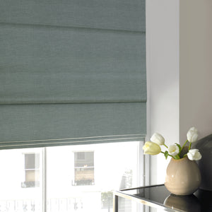 Willow Roman Blind Mineral