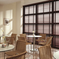 Dining Room Venetian Blinds