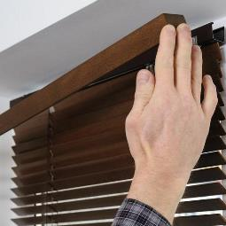 How to Fit a Venetian Blind