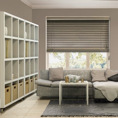 Living Room Venetian Blinds