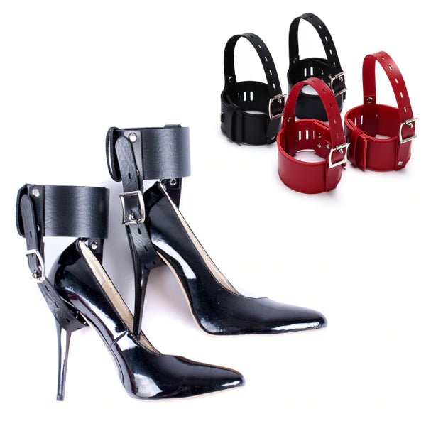832d113e72 High Heels Locking Belt Strap Ankle Cuff - Accessories for shoes