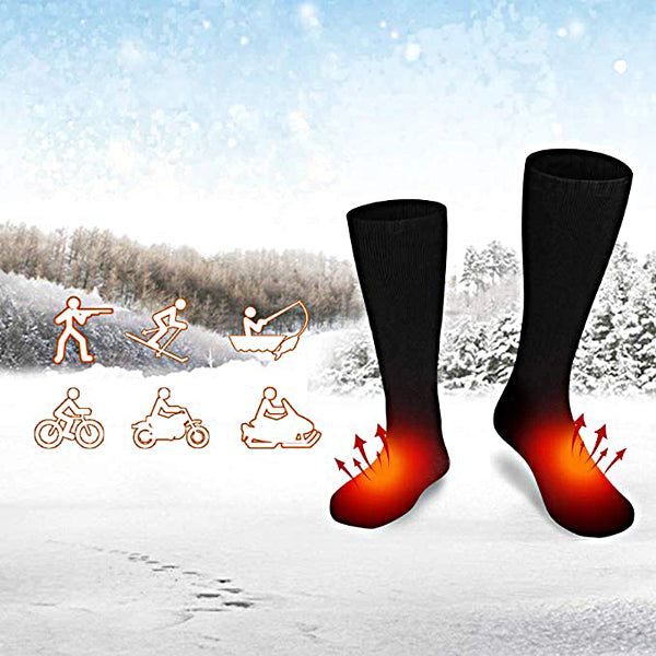 Battery Heated Socks - Accessories for shoes