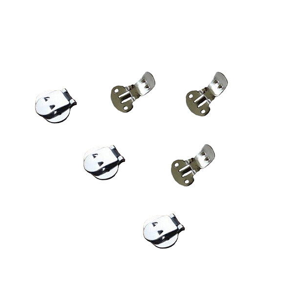 Blank Stainless Steel Shoes Clips - Accessories for shoes
