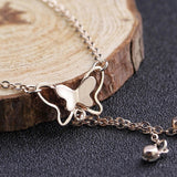 Butterfly Pendant Anklet Chain - Accessories for shoes
