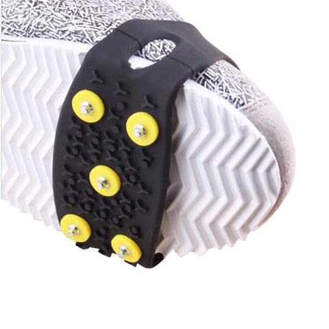 One-pair Anti Slip Spikes Snow-Ice Cleats