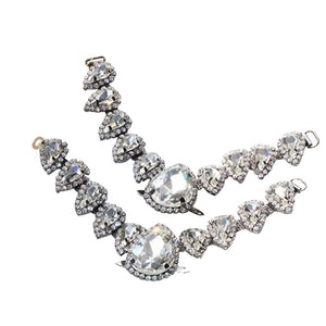 Multi-Functional Metal Diamond Chain - Accessories for shoes