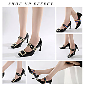 Elastic High Heel Band Strap - Accessories for shoes