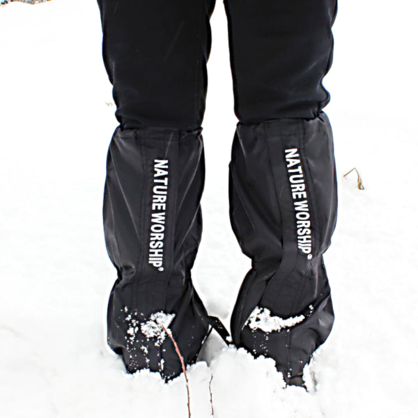 Waterproof Gaiters Leg Warmers - Unisex - Accessories for shoes