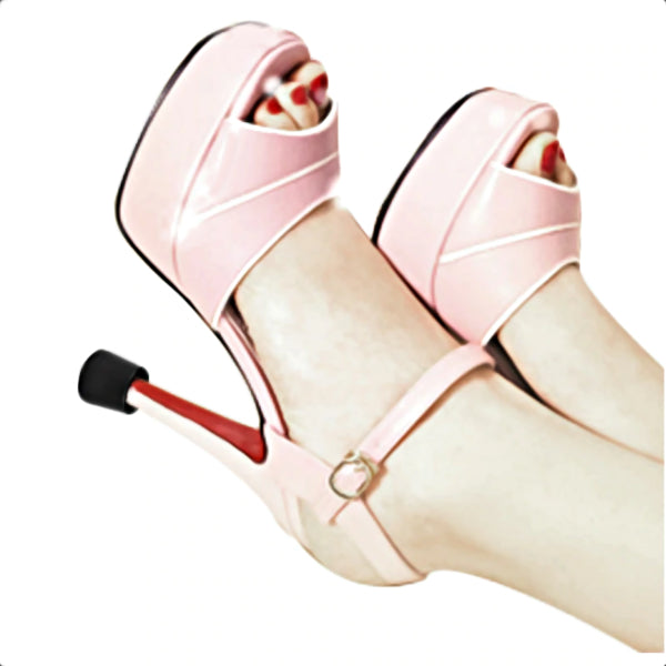 High Heel Cover/Protectors - Style4 - Accessories for shoes