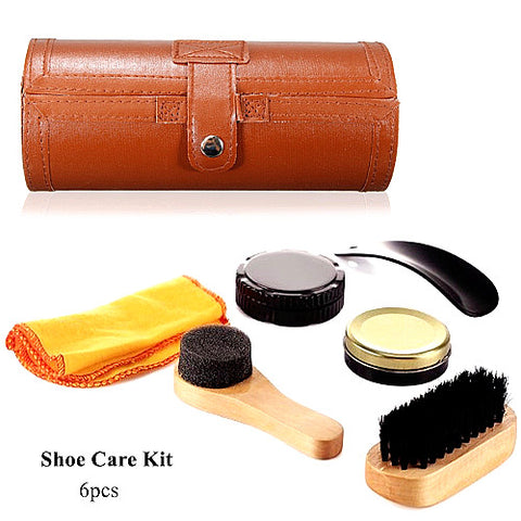 6Pcs/Set Shoes Cleaning Care Kit - Accessories for shoes