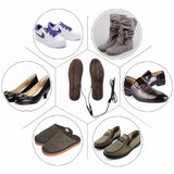 USB Electric Powered Fur Heated Insoles - Accessories for shoes