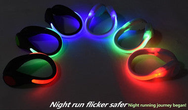 One-pair LED Light Shoe Clips - Flash Sale - Accessories for shoes