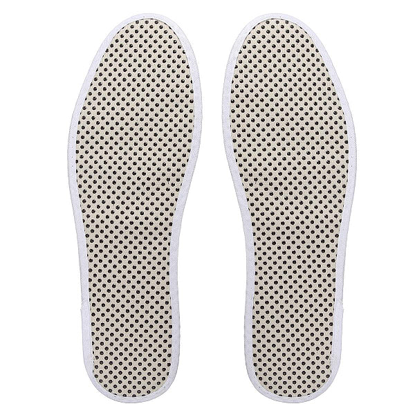 Tourmaline Self Heated Magnetic Foot Massage Insole - Accessories for shoes