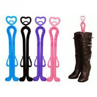 One-pair Plastic Long Boots Shaper Stretcher - Accessories for shoes