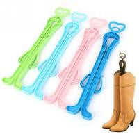 One-pair Plastic Long Boots Shaper Stretcher - Flash Sale - Accessories for shoes