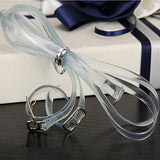High Quality Elastic Transparent Ankle Shoes Strap - Accessories for shoes