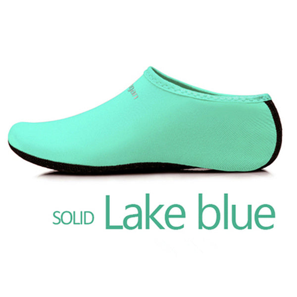 Unisex Barefoot Beach Non-slip Aqua Socks Slippers - Accessories for shoes