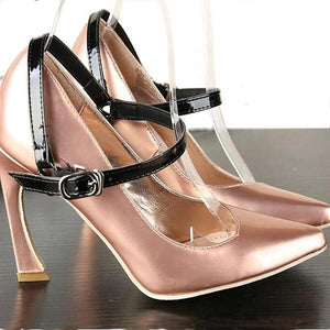 PU Leather Shoes Belt Strap - Accessories for shoes