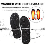 USB Electric Powered Heated Insoles - Accessories for shoes