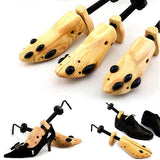 Adjustable Wooden Shoe Stretcher Tree Shaper - Accessories for shoes