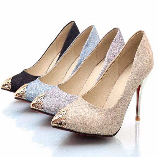 One-pair Pointed Shoes Protection Tip Set - Accessories for shoes
