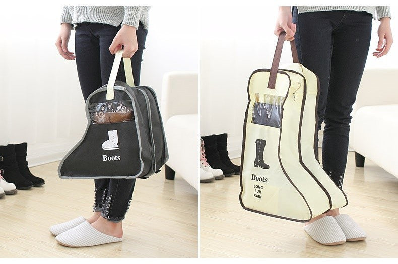 One-piece Portable Big Shoes Storage Bags - Accessories for shoes
