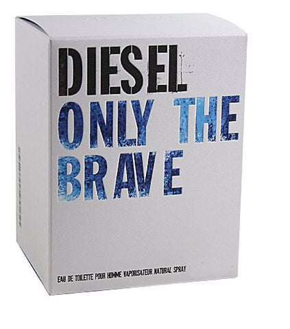Diesel Only The Brave for Men Eau De Toilette, Diesel - Fragrance