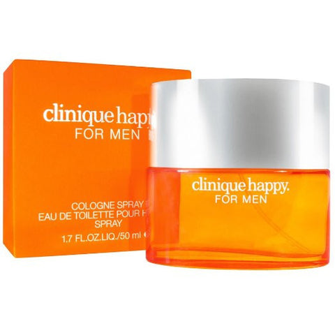 Happy for Men Cologne Spray, Clinique 1.7 - Fragrance