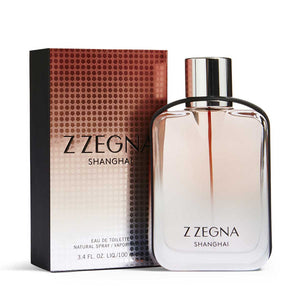 Z Zegna Shanghai Eau De Toilette For Men, Ermenegildo Zegna - Fragrance