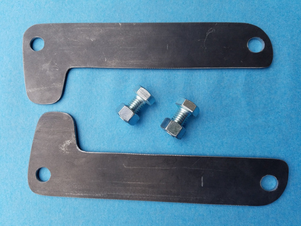 70-81 2nd gen F body Upper Control Arm Mount Reinforcement Plates     click for more pics and product details