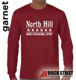 North Hill International District LONG SLEEVE
