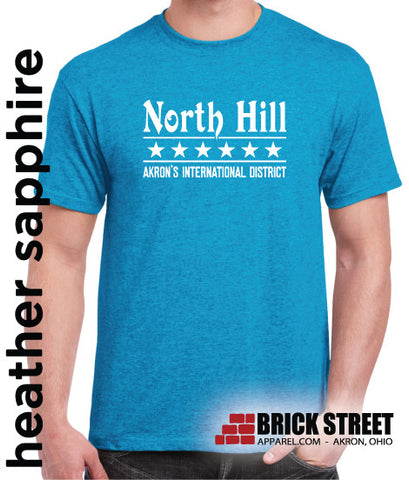 Instant North Hill International SMALL