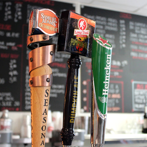 Craft Beer on Tap, The Burger Garage, Long Island City, Queens, NY