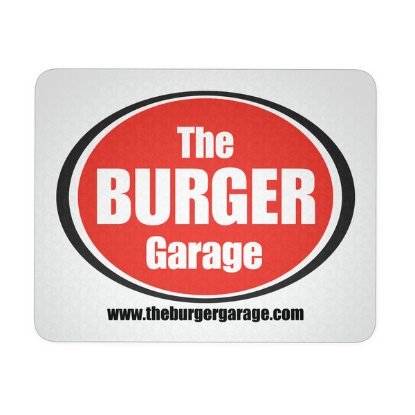 The Burger Garage Mouse Pad