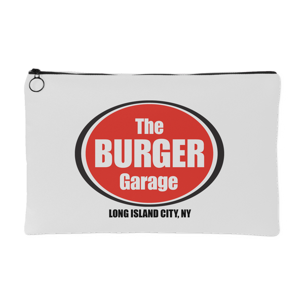 The Burger Garage Zipper Pouch