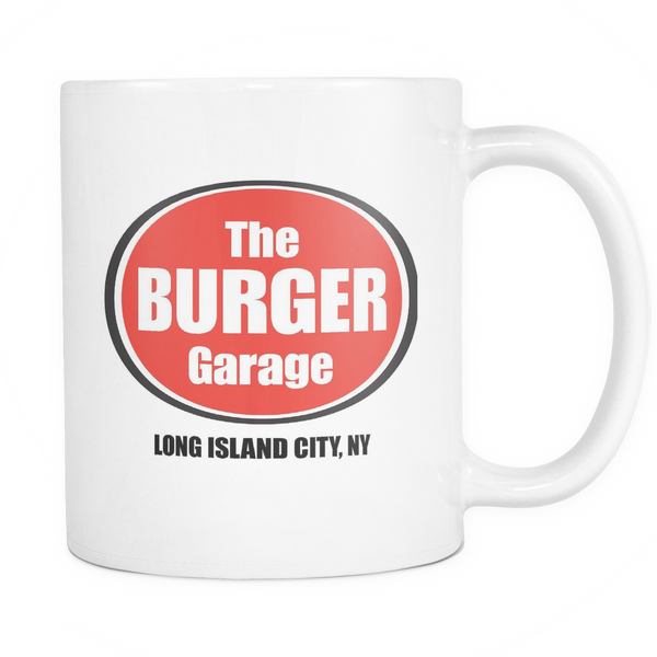 The Burger Garage Coffee Mug
