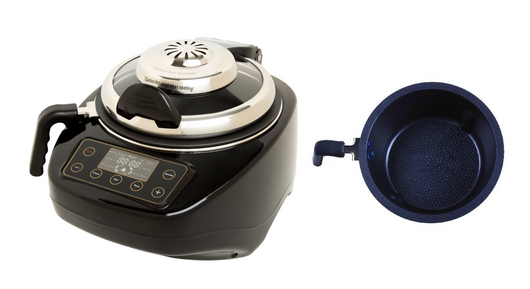The Intelligent Robot Cooker + Flat Bottom Inner Pot(optional) - free shipping