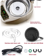 Ropot - The Intelligent Robot Cooker - The Smart Pot - free shipping